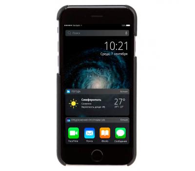 Чехол Incase Halo Snap Case для iPhone 6 Plus/6S Plus, черный, фото 4