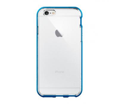 Чехол крышка SGP Neo Hybrid EX для iPhone 6/6S, голубой, SGP11625, фото 1
