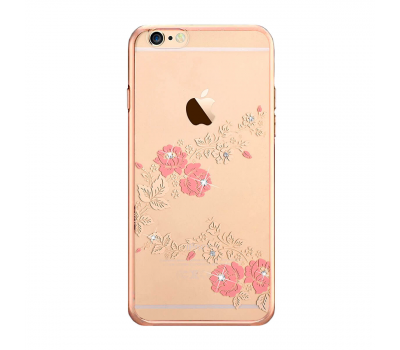 Чехол Vouni Crystal Gorgeous Case для iPhone 6/6S, шампанское золото, фото 1