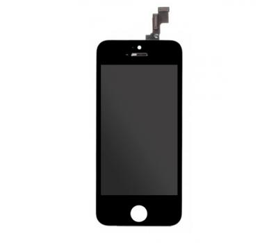 Дисплейный модуль для iPhone 5, оригинал, черный, фото 1