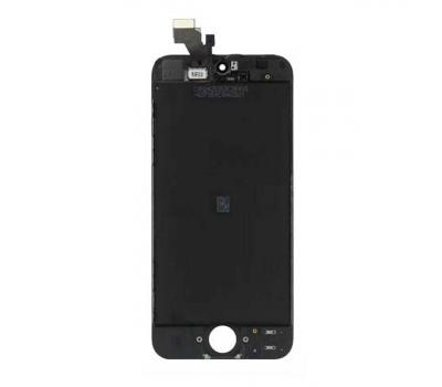 Дисплейный модуль для iPhone 5, оригинал, черный, фото 2
