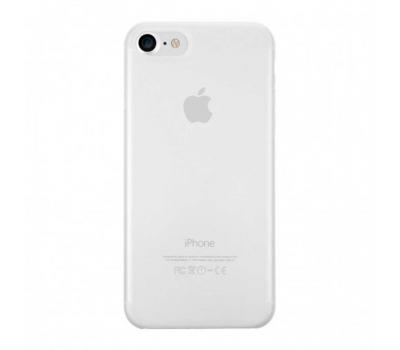 Набор из двух чехлов Ozaki Jelly и Ozaki Pocket для iPhone 7, прозрачный и коричневый, фото 2