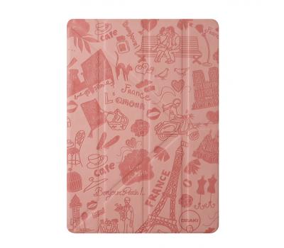 Фото чехла Ozaki для iPad Air 2 O!coat Travel Paris