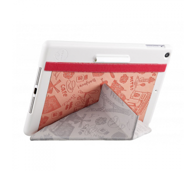 Чехол Ozaki O!coat Travel с держателем для стилуса для iPad Air, (Paris), OC111PR, фото 1