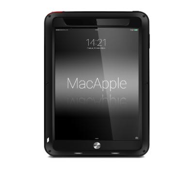 Чехол защитный love mei для iPad Air, черный, фото 2