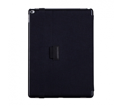 Чехол книжка для iPad Pro 12.9 Momax Flip Diary Oxford Case, черный, фото 1