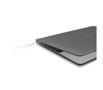 Чехол накладка пластиковая i-Blason для Macbook 12 Retina (black), фото 1