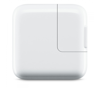 Блок питания Apple Power Adapter, USB-A, 12W, белый, фото 1