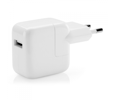 Блок питания Apple Power Adapter, USB-A, 12W, белый, фото 2