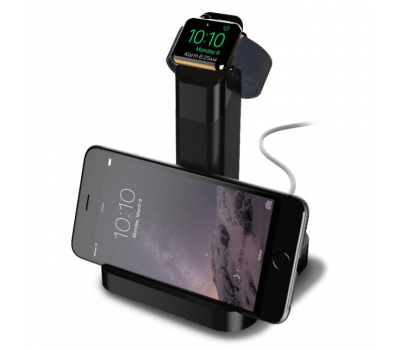 Док-станция для часов Apple Griffin Apple Watch Stand (Black), фото 3