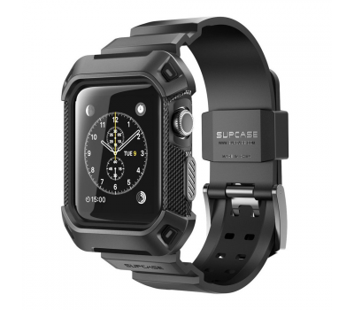 Фото чехла для Apple Watch 42mm Supcase Protective Case Black