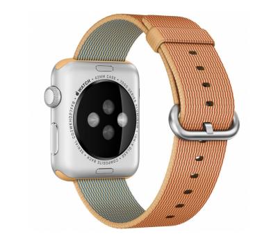 """Ремешок нейлоновый для Apple Watch (42mm), """"Розовое золото"""", фото 1"""