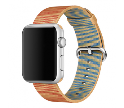 """Ремешок нейлоновый для Apple Watch (42mm), """"Розовое золото"""", фото 2"""