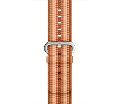 """Ремешок нейлоновый для Apple Watch (42mm), """"Розовое золото"""", фото 4"""