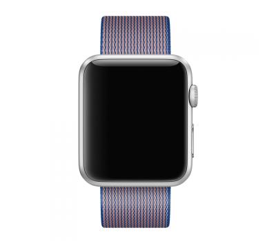 """Ремешок нейлоновый для Apple Watch (42mm) """"кобальт"""", фото 3"""