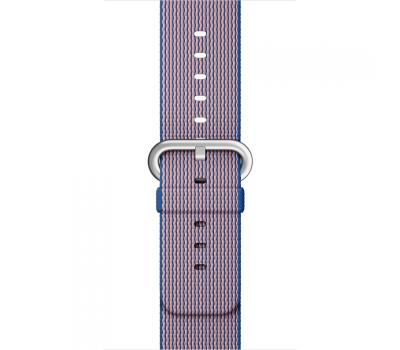 """Ремешок нейлоновый для Apple Watch (42mm) """"кобальт"""", фото 4"""