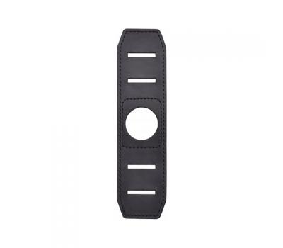 Ремешок для Apple Watch 42mm HOCO Platinum Lederen, черный, фото 4