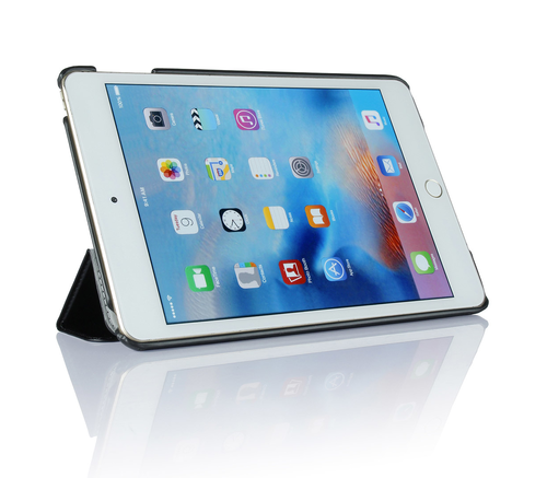Чехол-книжка G-Case Slim Premium для iPad Mini 4, черный, GG-661, фото 3