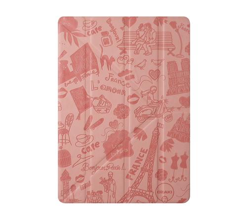 Фото чехла Ozaki для iPad mini 4 O!coat Travel Paris