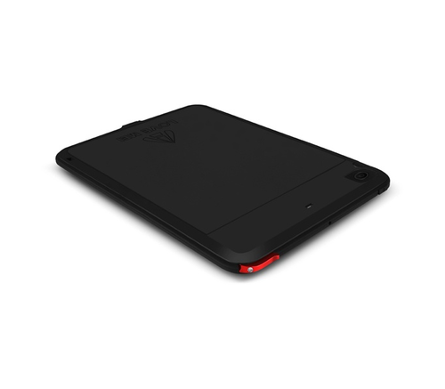 Чехол защитный love mei для iPad Air, черный, фото 1