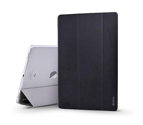 Чехол для iPad Pro 9.7 Devia Light Grace Leather, черный, фото 1