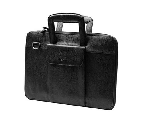 Сумка Urbano Leather Habdbag for Macbook Air 13 черный, фото 1