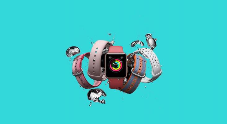 Смартчасы Apple Watch Series 2